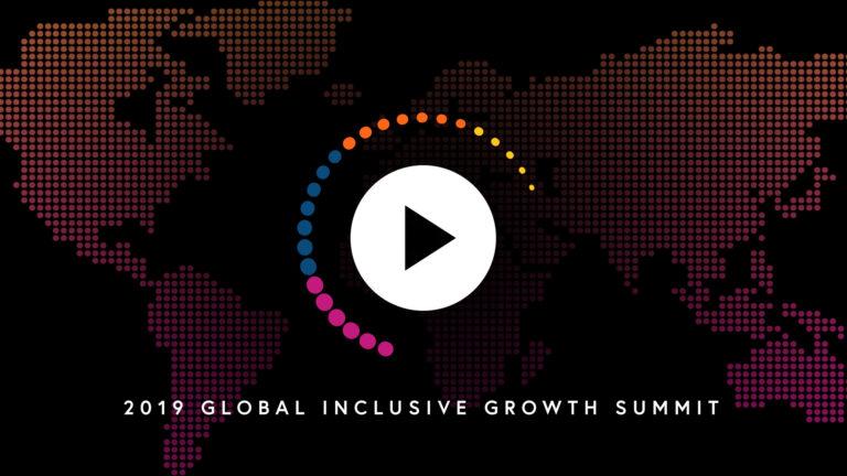 2019 Global Inclusive Growth Summit